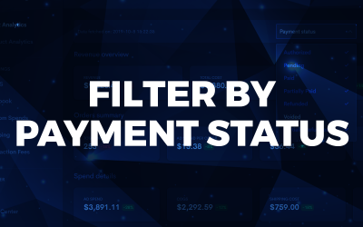 Available feature: Filter orders by Payment status