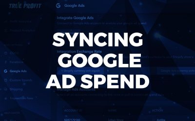 Syncing Google Ad spend is now supported (wholeheartedly)