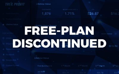 December 2020 Announcement: Free-plan Discontinued