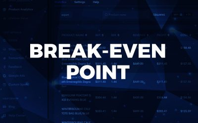 Break-Even metrics in Product Analytics