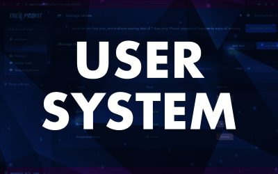 August 2021 Release: User System. Managing multiple stores with ease.