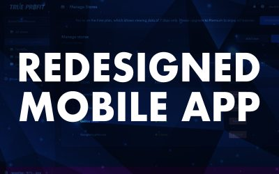 August 2021 Release: Redesigned Mobile App.